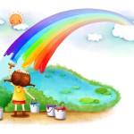 8623-girl-painting-the-rainbow-1920x1200-artistic-wallpaper